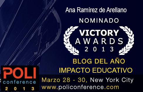 Mejor Blog VictoryAwards
