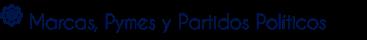 Diseño en Social Media Marcas Partidos y Pymes
