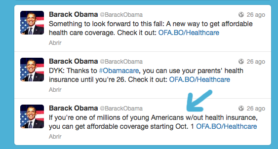 ObamaCare Jóvenes