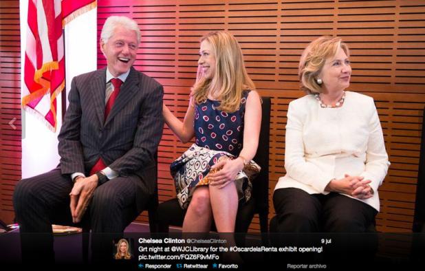 Familia Clinton