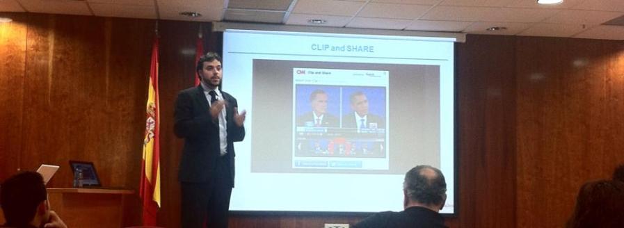 Carlos Gutierrez en ALACOP 2013.