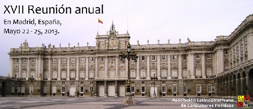 Congreso Alacop 2013