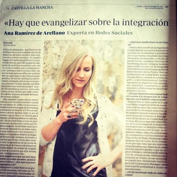 Entrevista por Rhodelinda Julián