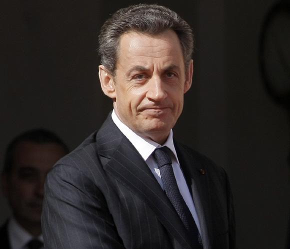 Nicolas Sarkozy ex-presidente de Francia. Crédito: Hola