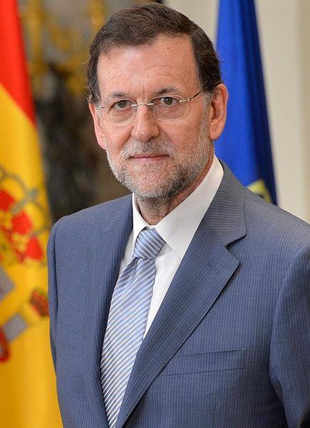 Mariano Rajoy, presidente del Gobierno de España.