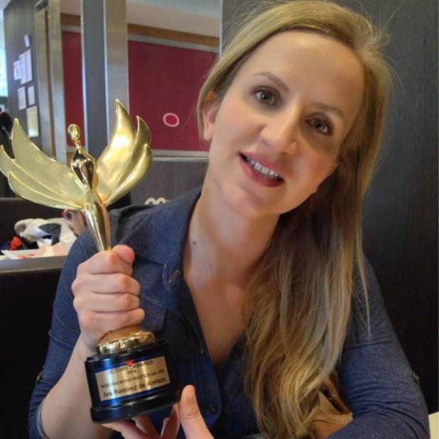 Ana Ramírez de Arellano Victory Award