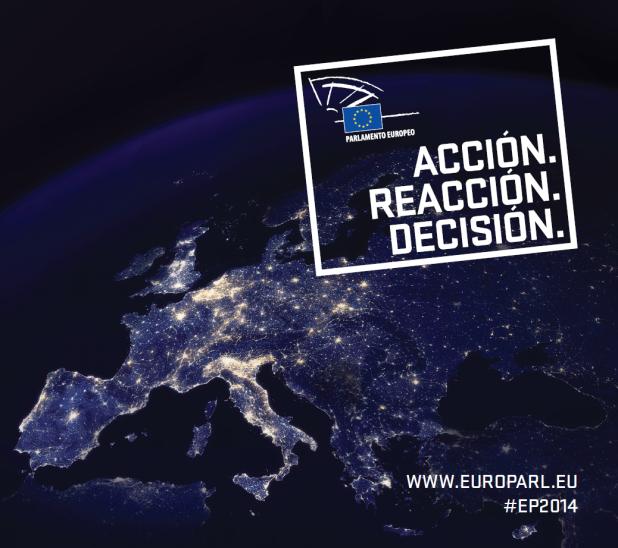 Elecciones Europeas 25 mayo 2014