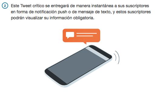 Paso 2: Alertas de Twitter España