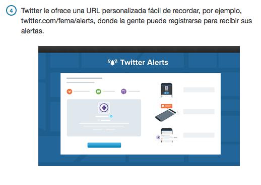 Paso 4: Alertas de Twitter España